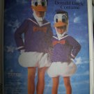 Disney Donald Duck Adult Costume Pattern Simplicity 7731