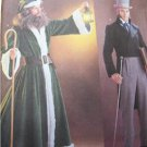 Butterick 3648 Men's Victorian St Nick Historical Dickens Sewing Pattern xs-m