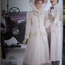 Simplicity Sewing Pattern 2581 Costume Touring Coat & Hat  Men/Women  sizes 8-18