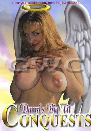 DVD - Danni's Big Tit Conquests