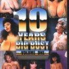 DVD, Straight, 10 Years Big Bust Vol 1
