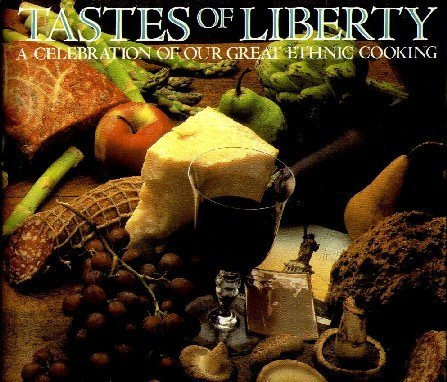 NEW! Tastes of Liberty by Chateau Ste. Michelle Winery (1985) Hardcover