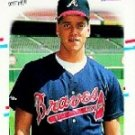 1988 Fleer #539 Tom Glavine NRMT-MT