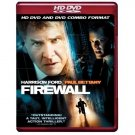 Firewall 2006 HD DVD & DVD on One Disc - NEW & FACTORY SEALED + FREE SHIPPING!