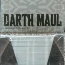 NEW Star Wars Episode 1 Darth Maul 400 CT. Personal Note Cube W/Box - NIP + FS