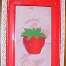 Strawberry Shortcake Sticky Notes - HTF - NIP + FREE SHIPPING!