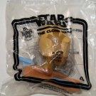 2008 McDonald's STAR WARS CLONE WARS Toy #4 C-3PO - NIP + FS