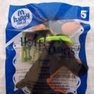2009 McDonalds Happy Meal Toy Hotel For Dogs #5 Henry - NIP & FREE SHIPPING