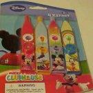 Disney Mickey Mouse Kazoos (4 Kazoos) - NIP & FREE SHIPPING