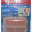 Sunbeam Batteries and Digital Accessory Case - Retail - NIP & FREE SHIPPING