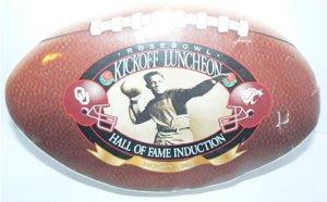 Rosebowl Kickoff Luncheon Oklahoma vs WSU - Dec 31 2002 T-Shirt Large - Retail - NIP & FREE SHIPPING