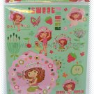 Strawberry Shortcake Poster with Jumbo Sticker Sheet and Jumbo Sticker - NIP & FREE SHIPPING!