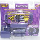 Intec Power Station for Game Boy Advance PURPLE #G3225 - NIP + FREE SHIPPING