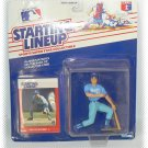 1988 Starting Lineup Kevin Seitzer - RARE SEALED SLU - NIP & FREE SHIPPING