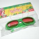 Strawberry Shortcake Green Sunglasses 100% UV Protective - NIP + FREE SHIPPING