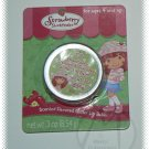 Strawberry Shortcake Scented & Flavored Glitter Lip Balm - NIP + FREE SHIPPING