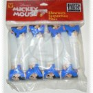 Mickey Mouse Party Blowouts Blue 8 ct - NIP & FREE SHIPPING