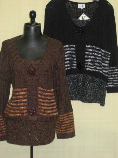 200824 Shana-K Ladies Knited Sweater Style