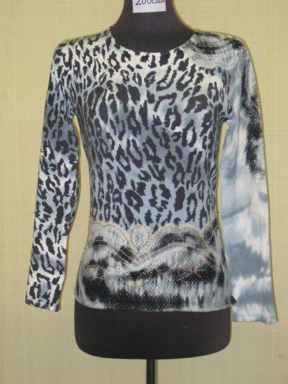 200826 Shana-K Knitted Pullover
