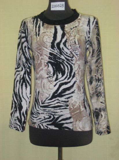 200828 Shana-K Knitted Pullover