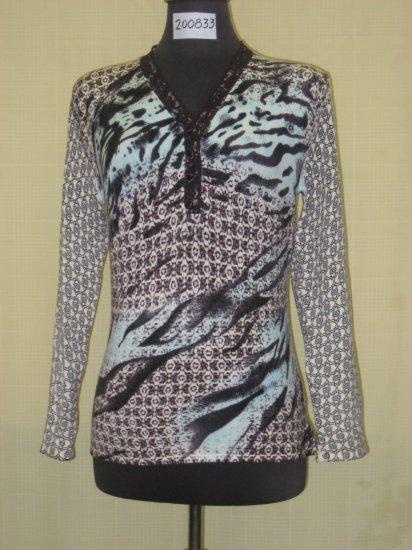 200833 Shana-K Knitted Pullover