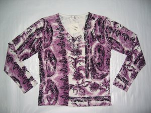 200920 Shana-K Ladies Knitted Sweater