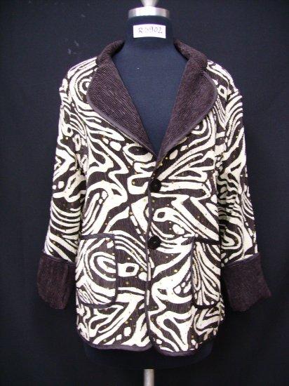 R-5902 Shana-K Reversible Jacket