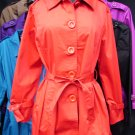 R99001 Trench Coat Solid Colors