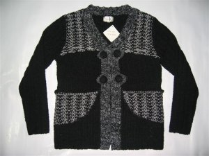 V-2122 Shana K KNITTED SWEATER
