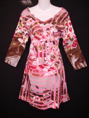 DL-21085 Shana K Spring Dress