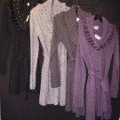 SW-11044 Shana K Knit Sweater