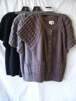 SW-11043 Shana K Button Up Sweater