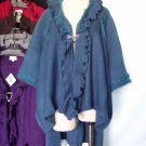 SW-22-502 - LADIES KNITTED CARDIGAN