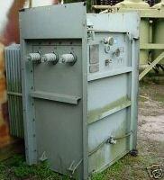 750kVA, 13800-480/277 liquid filled substation transformer