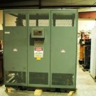 GE 3000/4000kVA 4160-480 cast coil transformer