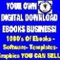 Digital Download eBay Business