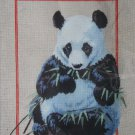 The Panda by Roger Reinardy vintage multi-stitch needlepoint kit Unopened 2105