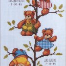 Grandma's Favorite Tree by Roger Reinardy ccs kit teddy bears grandkids Unopened 1603