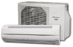 18000 BTU (9K+9K) Wall Mount Split Air Conditioner  2 ZONES