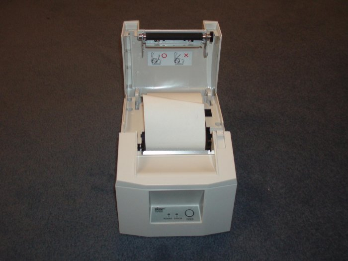 Star TSP613C-24 Parallel Thermal Receipt Printer