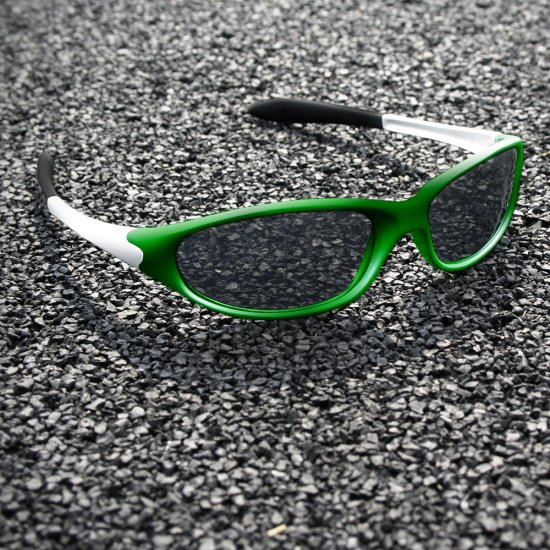 Full-frame | GREEN + PEARL + BLACK
