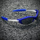 Half-frame | BLUE + SILVER