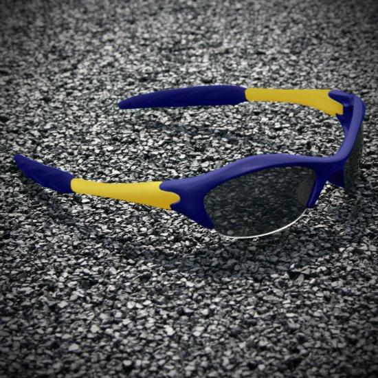 Half-frame | D.BLUE + VEGAS GOLD