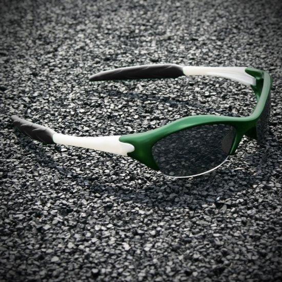 Half-frame   D.GREEN + PEARL + BLACK