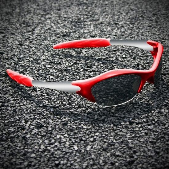 Half-frame | RED + SILVER