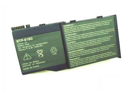 NEW BTP-51B3 BTP-68B3 6500855 6500768 battery for Gateway Solo M500 M505 series  Acer053