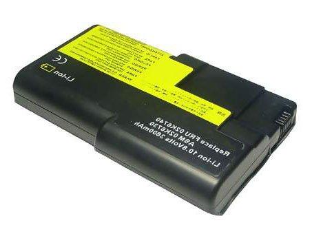 02K6739 ReplaCEment Batteries for  THINKPAD A21E THINKPAD A21E 2655-XXX IBM021