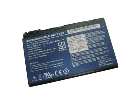 11.1V /4000mAh Acer Travelmate 2450, 2490, 4200, 4202/WLMi 4203 4230, 4260, 4280, 5510 battery