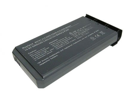 Laptop Battery replacement for DELL 312-0292,Dell Inspiron 1000,1200,2200