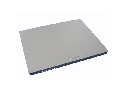 """New 6 Cell Laptop Battery for Apple MacBook Pro 15"""" A1150 A1175 MA348G/A Silver"""